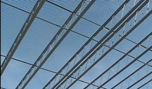 SkyWeb II / SkyWeb Fall Protection and Insulation Support