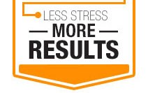 Less Stress More Results
